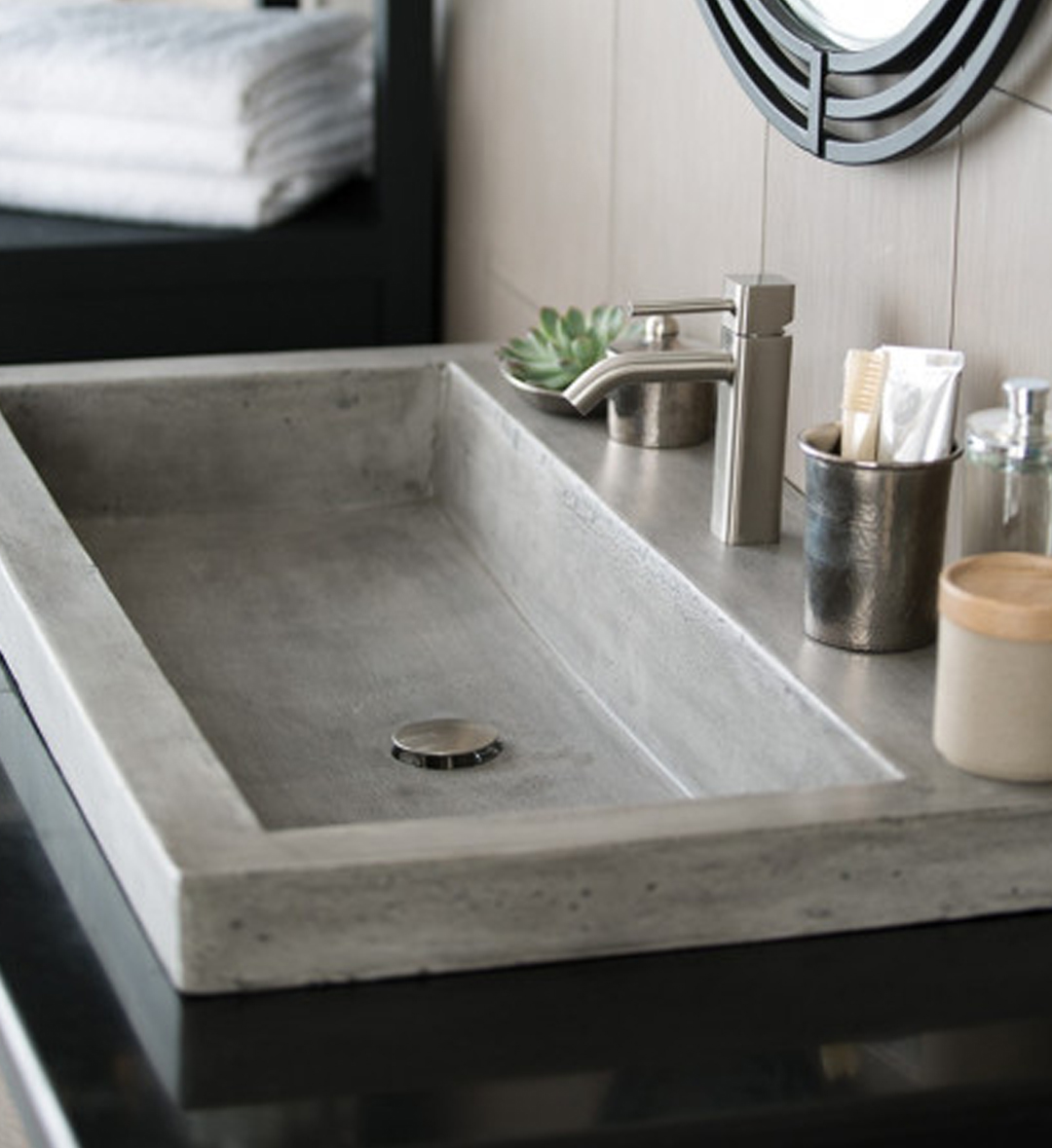 Native Sinks - Trough 3619